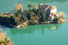 Castel Toblino, Sarche, Italy - Restaurant & Hotel