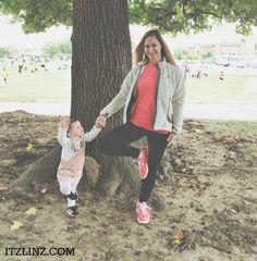 toddler tree pose | kid's yoga