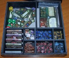Elder Sign | Image | BoardGameGeek storage solution box