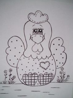 Sewing Appliques, Applique Patterns, Applique Quilts, Applique Designs, Embroidery Applique, Quilt Patterns, Chicken Crafts, Chicken Art, Tole Painting