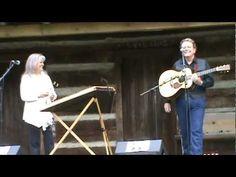 Steve and Ruth Smith- Hammer Dulcimer- An Appalachian Winter- Merlefest 2012.mpg