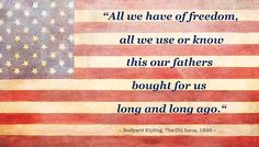 memorial day quotes for our soldiers