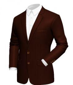 Jacket Style, Suit Jacket, Custom Jackets, Velvet Blazer, Buttonholes, Sport Coat, Single Breasted, Blazers, Menswear