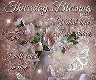 Thursday Blessing, Have A Blessed Day!