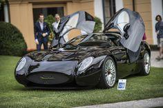 2015 Zagato Mostro powered by Maserati