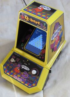 Custom Coleco Tabletop Qbert