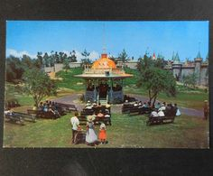 This is a vintage postcard from Disneyland! Step back in time and view attractions in their early years. Location: Main Street USA, Disneyland Band playing in Gazebo Postcard Marking: Condition: mailed, slight wear on corners, rare card Disneyland Opening Day, Disneyland Main Street, Vintage Disneyland, Vintage Postcards, Vintage Photos, Disney Parks, Walt Disney, Best Memories, All Pictures