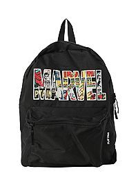 Marvel Comics Collage Reversible Backpack