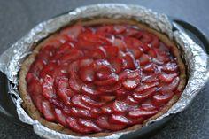 bakingsense: Strawberry Cranberry-Jam Tart