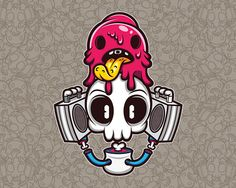 Sticker Characters (Cartoony Vectors) on Behance