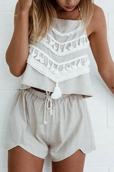 How to wear fall fashion outfits with casual style trends Neue Outfits, Boho Outfits, Spring Outfits, Casual Outfits, Fashion Outfits, Fashion Trends, Style Fashion, Casual Ootd, Bohemian Dresses