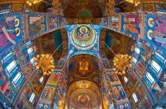 Breathtaking Church Ceilings from Around the World | Art - BabaMail