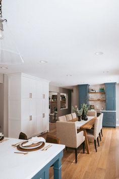 Crystal Lake Main Level | construction2style Small Kitchen Redo, Kitchen And Bath Design, Bathroom Trends, Kitchen Trends, Kitchen Cabinetry, Home Interior Design, Home Remodeling, Design Trends, Furniture Design