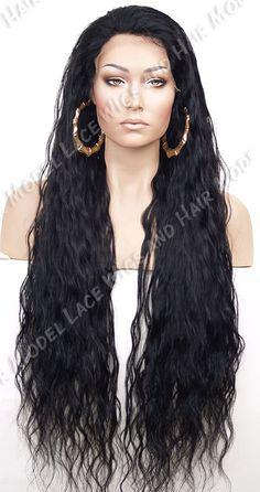 # 1 (Saloni 22.3) 287 Full Lace Wig [287] #longhair #lacewig