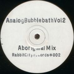 Aphex Twin – Analog Bubblebath Vol 2