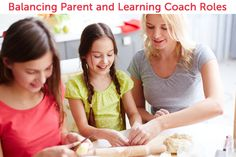 Managing the role of parent and learning coach is crucial to your child's development. Learn when to nurture and when to instill structure for your child.