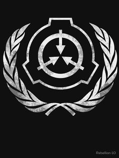 The symbol of the SCP foundation. This time with a crest around it to give it s some more detail. If you're fan of the foundation then this is the right design for you. Secure. Contain. Protect