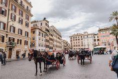 Rome, Plaza de España, Roma, Travel, Italy | Delia Hurtado