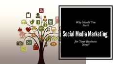 Why Should You Start Social Media Marketing for Your Business Now?