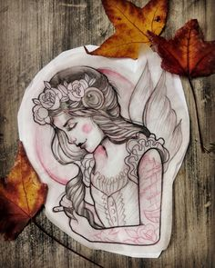 #art #traditional #designe #tattooideas #milamantilla  #sketch