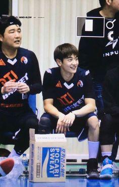 [170305] Minho @2017 Korea Celebrity Basketball League Finals