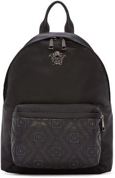 Designer Backpacks for Men. Designer BackpacksBlack NylonsLeather ... 2bbc3dd4e2bf9