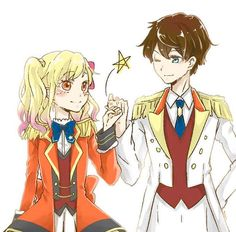 Aikatsu Stars! Yume & Subaru