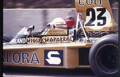 Leo Kinnunen, Surtees TS16, Anderstorp, Sweden, 1974.