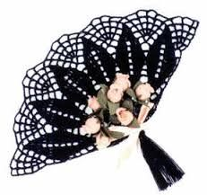 Image result for victorian fan