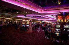 The Flamingo in Las Vegas.