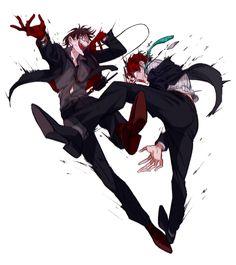 ヒプマイ Character Art, Character Design, Dynamic Poses, Rap Battle, Art Reference Poses, Boy Art, Handsome Anime Guys, Anime Style, Cute Art