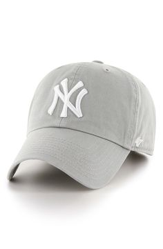 47 Clean Up NY Yankees Baseball Cap available at  Nordstrom Yankees  Outfit f3090b9fa3