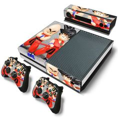 Share with someone who would love this! :)  http://www.hellodefiance.com/products/dragonball-skin-xbox-one-protector?utm_campaign=social_autopilot&utm_source=pin&utm_medium=pin