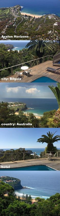 Located in Bilgola, Avalon Horizons has accommodations with a private pool. Australia Hotels, Private Pool, Tour Guide, Tours, River, Country, City, Outdoor, Outdoors