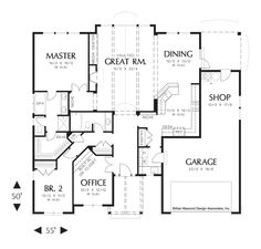 Best One Story House Plans   Flip Image