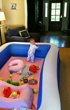 Baby cage haha
