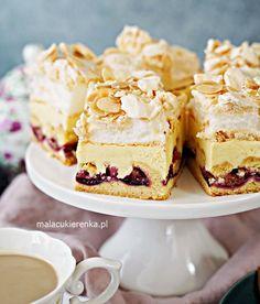 Spicy Recipes, Sweet Recipes, Cake Recipes, Dessert Recipes, Cooking Recipes, Polish Cake Recipe, Polish Recipes, Torte Recipe, Different Cakes