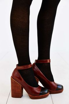 9fe076934ce85a Jeffrey Campbell Rothes Ankle-Strap Heel Ankle Strap Heels