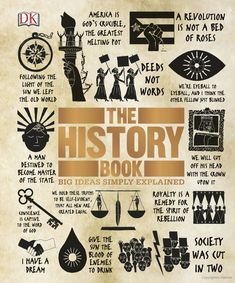 """""""The History Book - Big Ideas Simply Explained"""""""