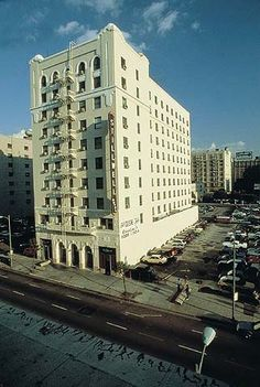 Stillwell Hotel Grand And 8th Downtown Los Angeles Clic Underground Rave Location