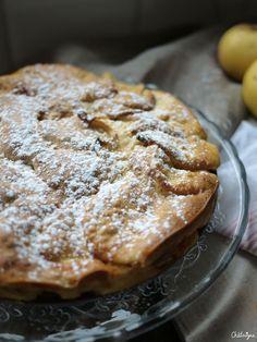 Sharlotka [le gâteau aux pommes russe] - Blog de Châtaigne