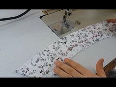 Pratik Gömlek Yakası Nasıl Yapılır? - How to make a shirt collar? | Dikiş Hocam - YouTube