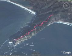 This was an incredible hike. cape lookout oregon.