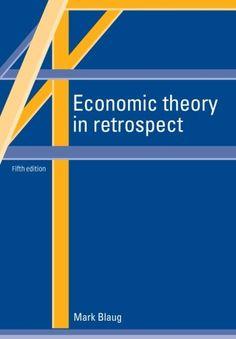 Economic Theory in Retrospect by Mark Blaug https://www.amazon.com/dp/0521577012/ref=cm_sw_r_pi_dp_x_xBtDybSF7W10R