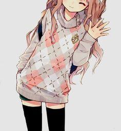 Pin on Cool School/Anime Uniforms