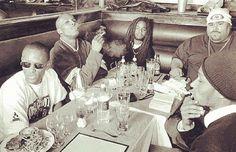 Canibus, DMX, John Forte, Big Pun and Mos Def