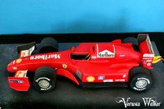 F1 Ferrari - CakesDecor
