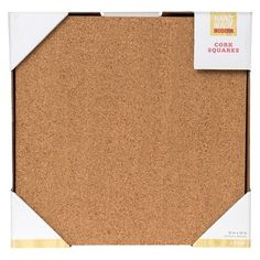 Hand Made Modern - 12x12 Corkboard - 4ct