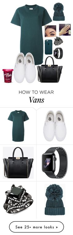 """..."" by lexxilexxflexx on Polyvore featuring MM6 Maison Margiela, Vans, Valentino, Speck and BCBGMAXAZRIA"