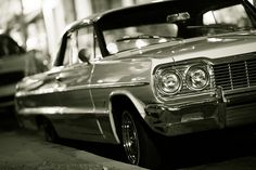 1964 Chevy Impala. Thank you, Thomas Hawk :)